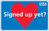 Click here for information on becoming an organ donor. Opens in a new window.